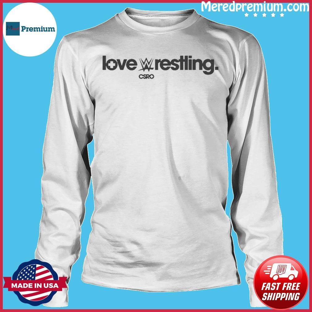 Cesaro Love Wrestling Csro Shirt Long Sleeve