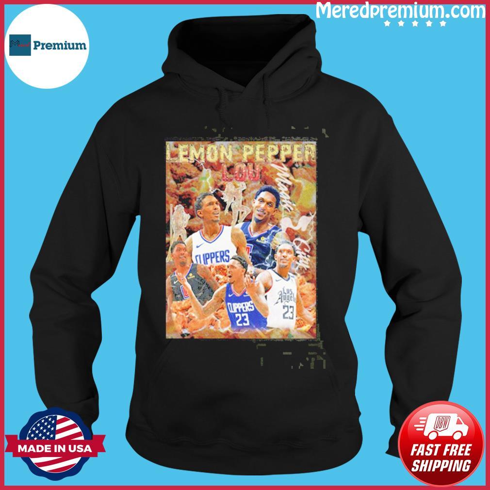 Lemon Pepper Lou Los Angeles Clippers Shirt Hoodie