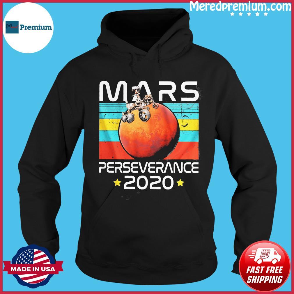NASA The Mars Perseverance 2020 Vintage Shirt Hoodie