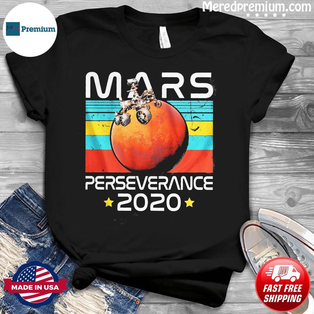 NASA The Mars Perseverance 2020 Vintage Shirt