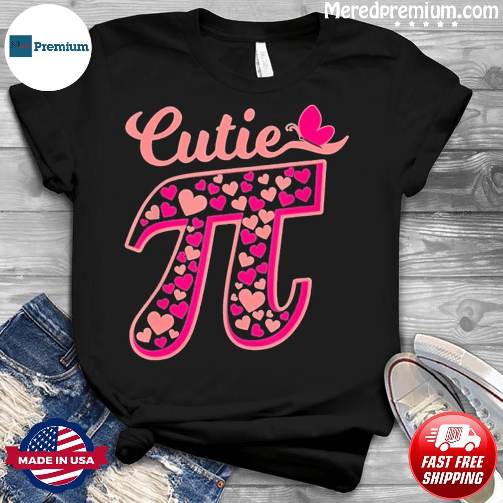 Nerd Geek Pie 3.14 Cutie Pi Shirt