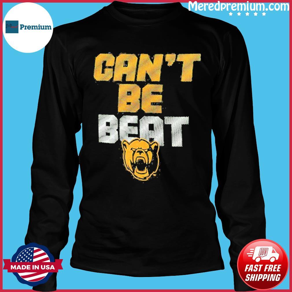Baylor Bears Can't Be Beat Shirt Long Sleeve