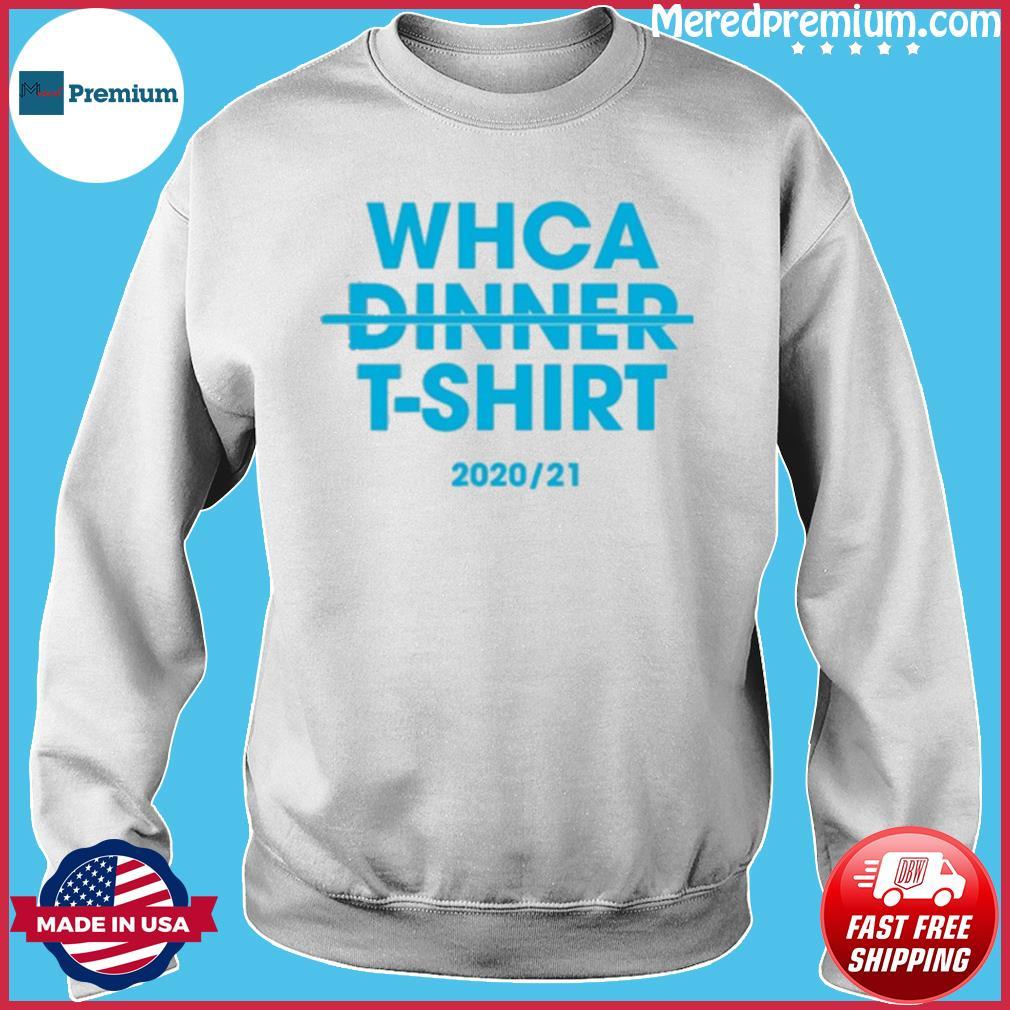 Official WHCA Dinner 2020-21 Shirt Sweater