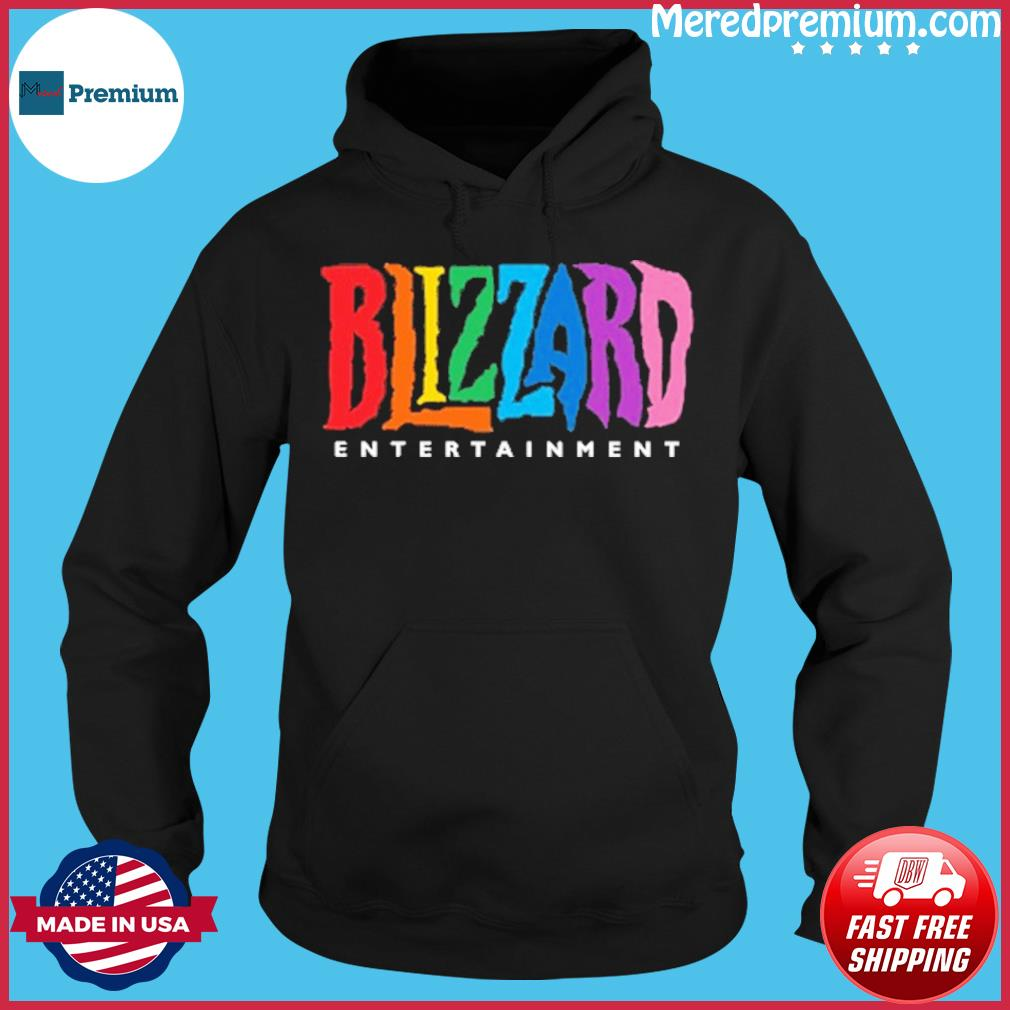 Official Blizzard Pride Entartainment Shirt Hoodie