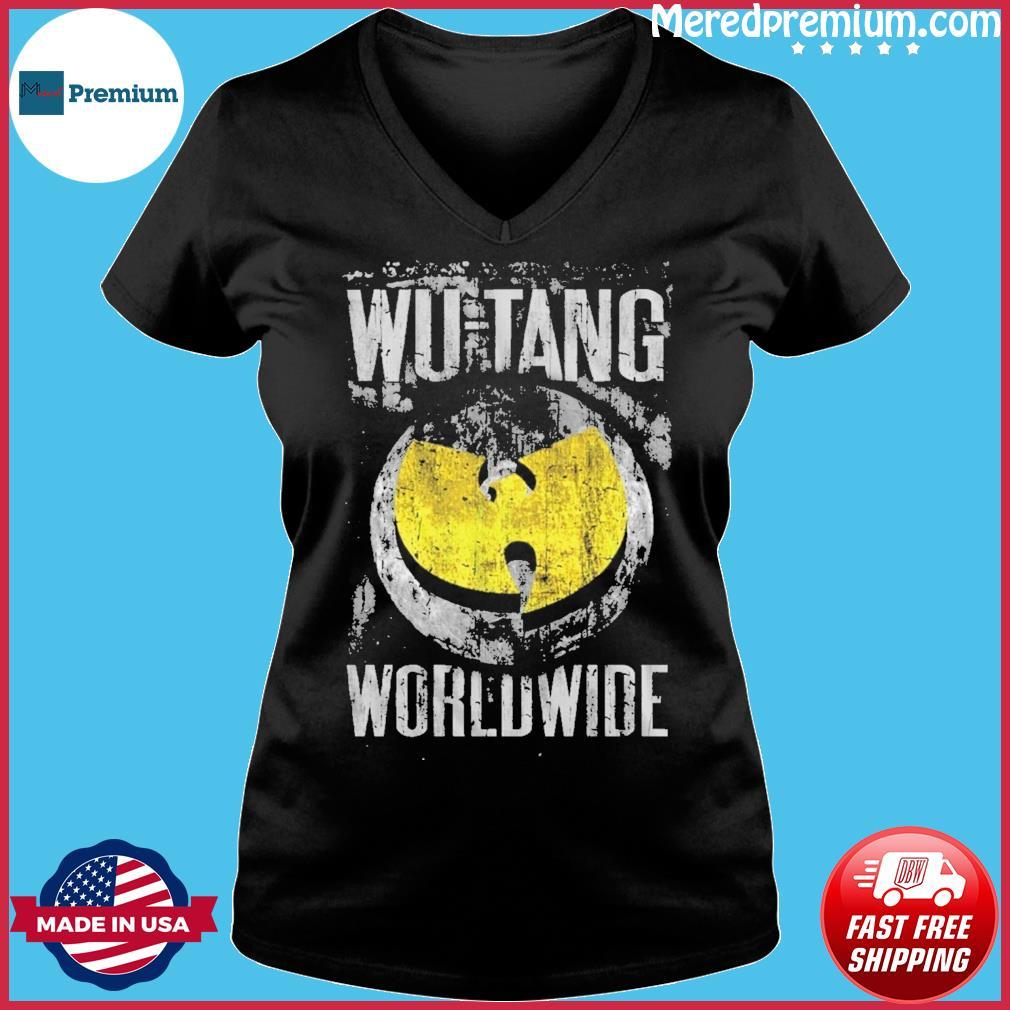 Wu Tang Clan Toddler s Ladies V-neck