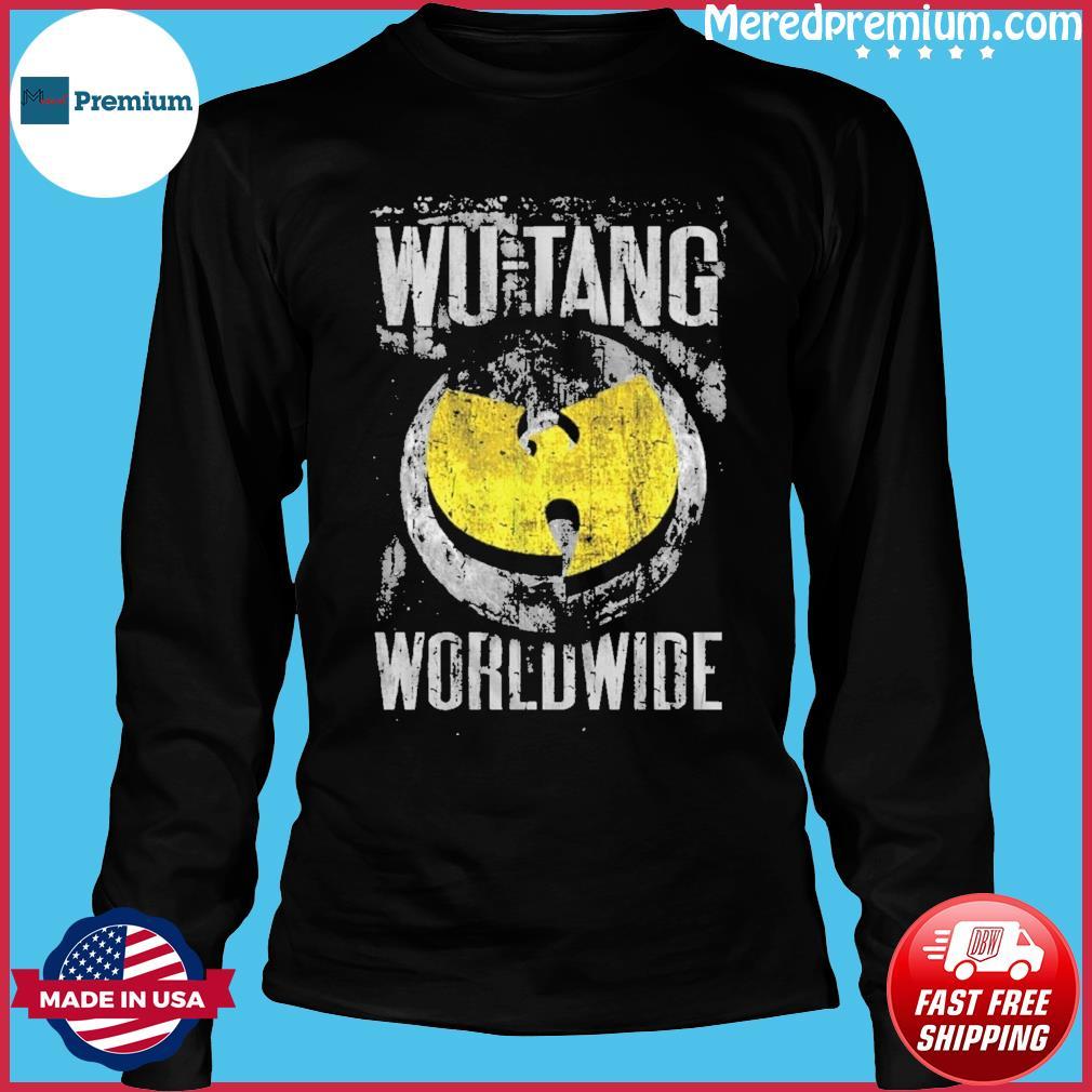 Wu Tang Clan Toddler s Long Sleeve