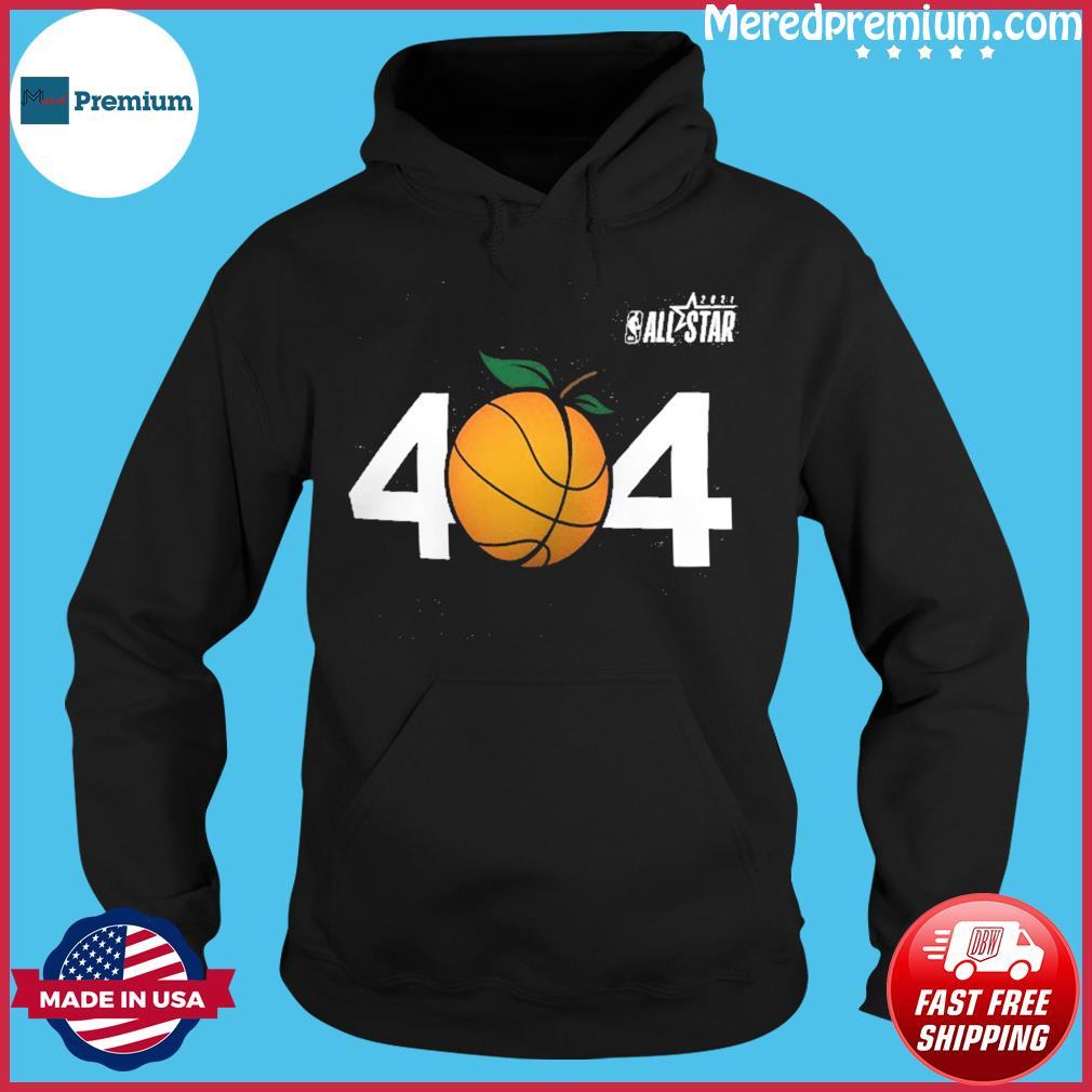 2021 NBA All-Star 404 Basketball Shirt Hoodie