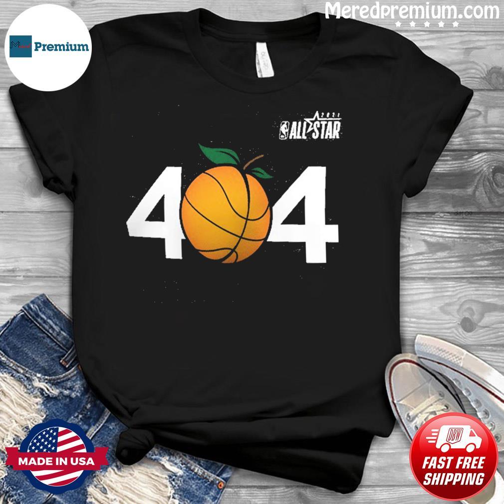 2021 NBA All-Star 404 Basketball Shirt