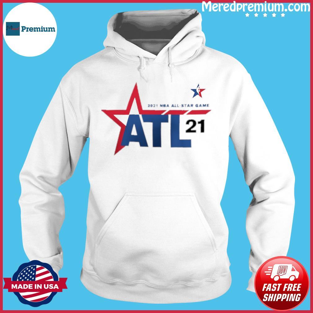 2021 NBA All-Star Game ATL Shirt Hoodie
