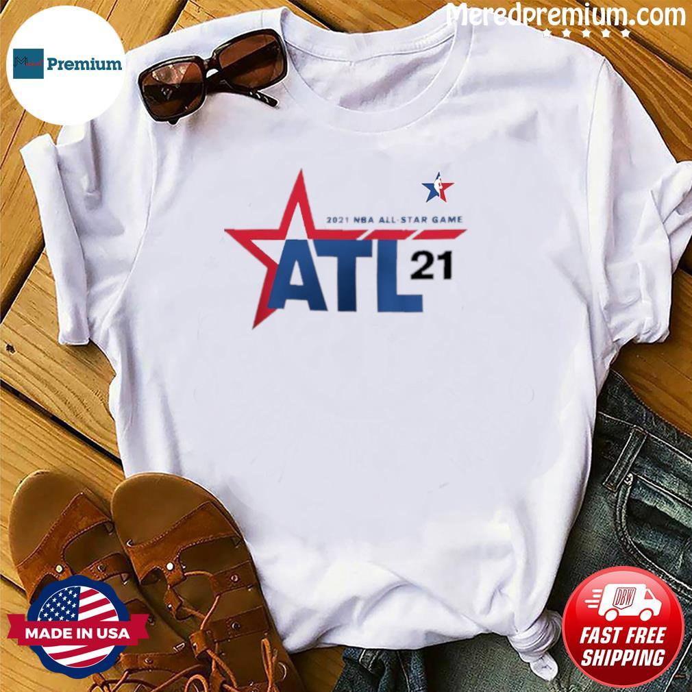 2021 NBA All-Star Game ATL Shirt