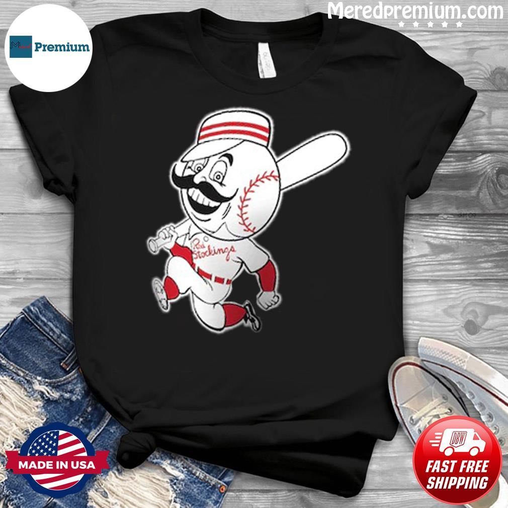 Cincinnati Reds Huntington Baseball T-Shirt