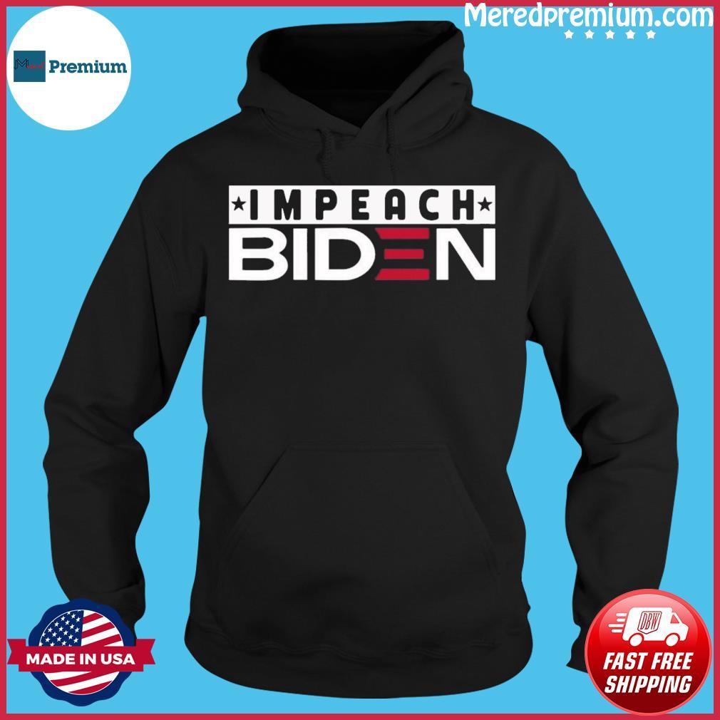 Funny Impeach Biden - Anti Biden And F-ck Biden s Hoodie