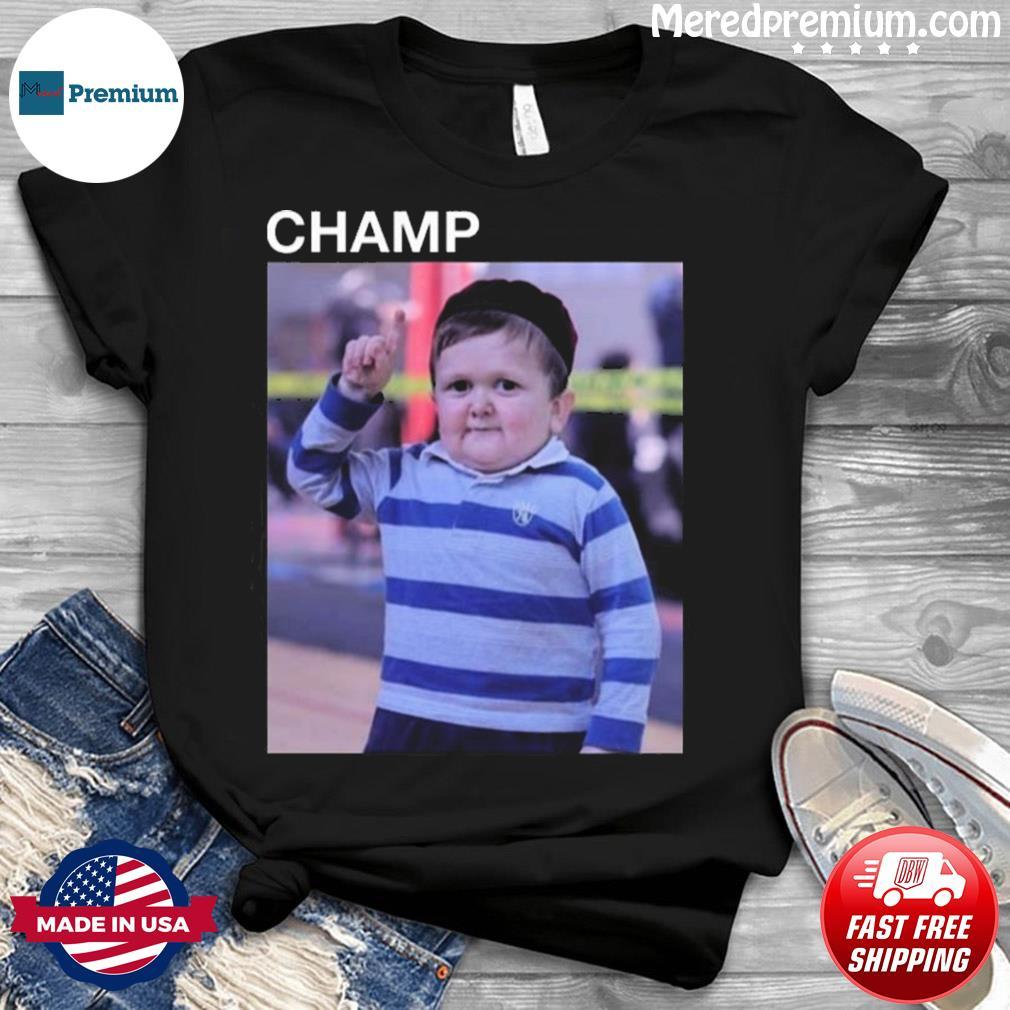 Hasbulla Magomedov Champ Shirt