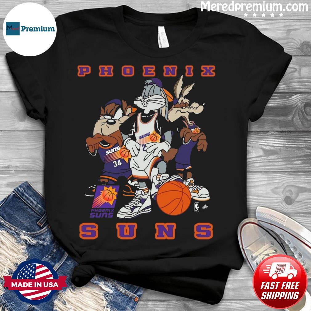 Looney Tunes Phoenix Suns Basketball Shirt