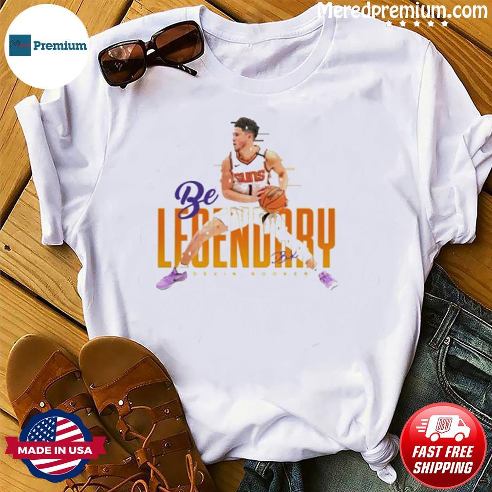 Official Phoenix Suns Devin Booker Signature Shirt