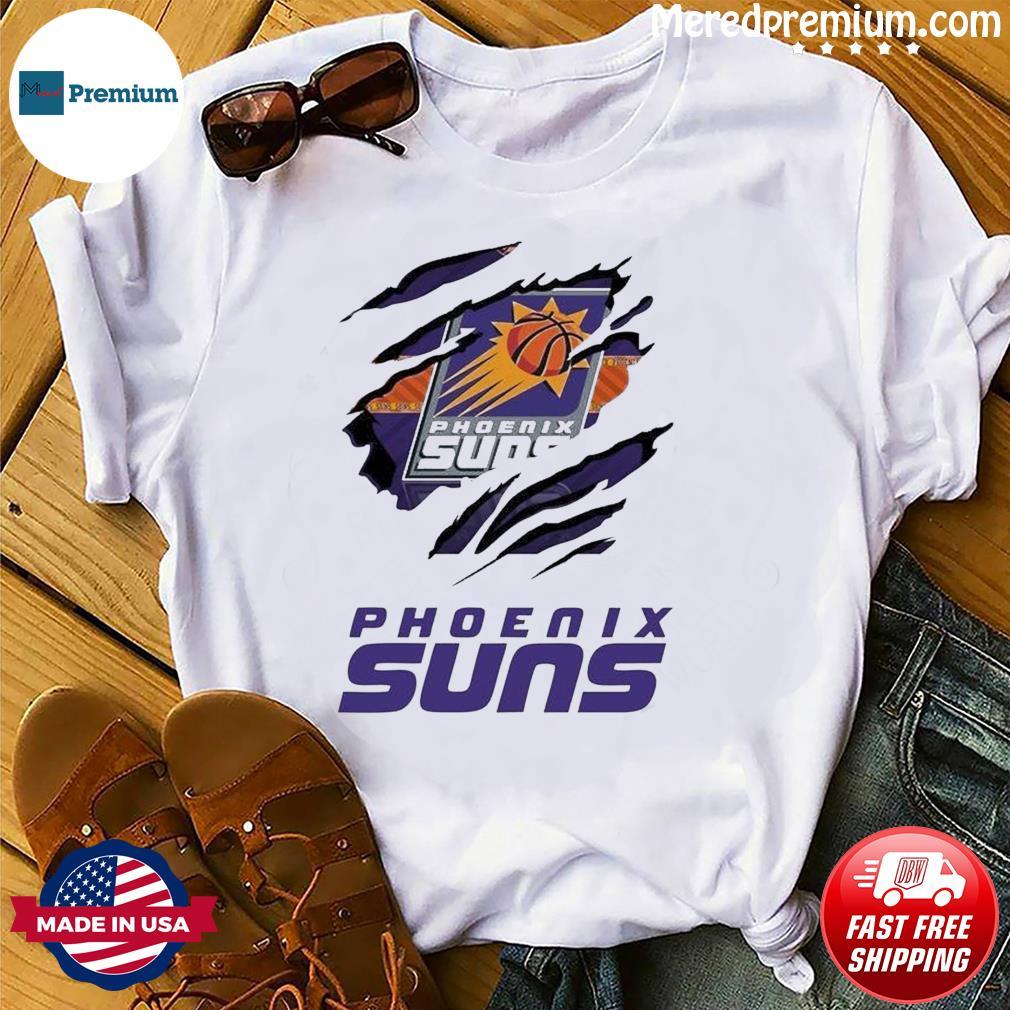 Phoenix Suns NBA Basketball Team T Shirt