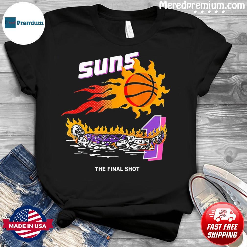 The Final Shot Suns The Valley-City-Jersey T-Shirt