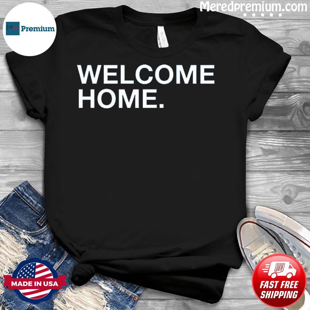 Wrigleyville Welcome Home Shirt