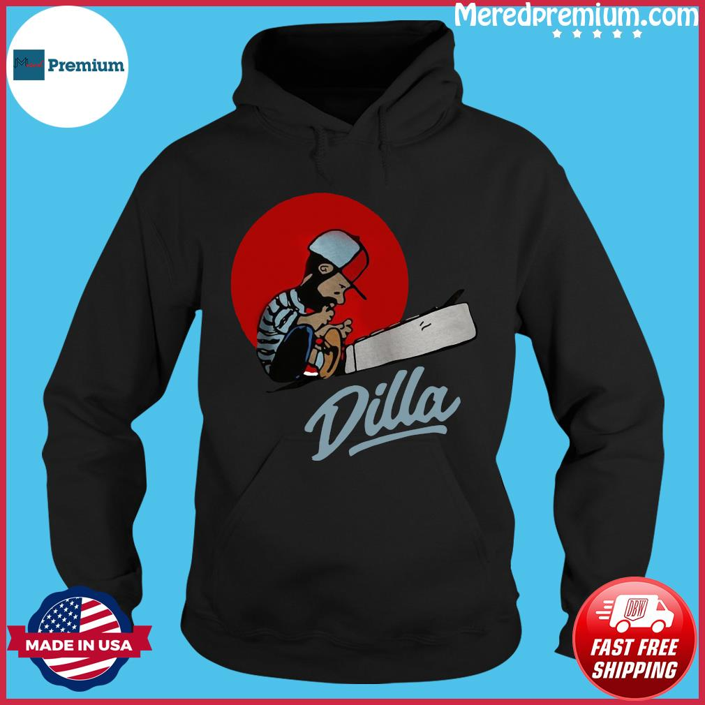 J Dilla Classic Shirt Hoodie