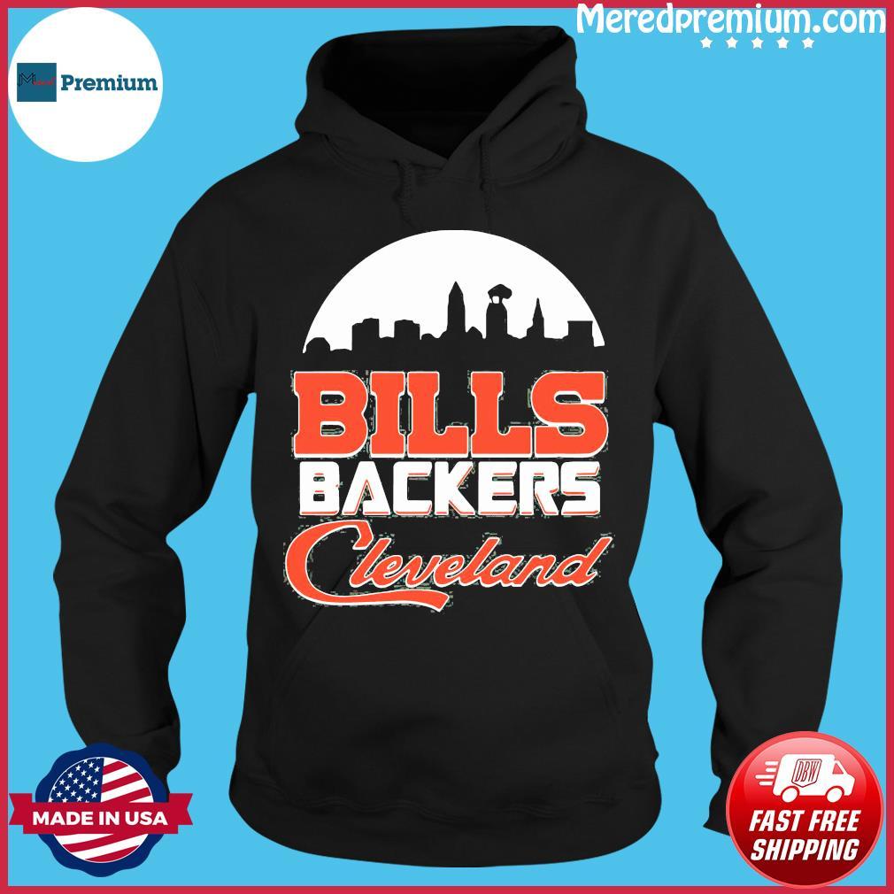 Bills Backers Cleveland s Hoodie