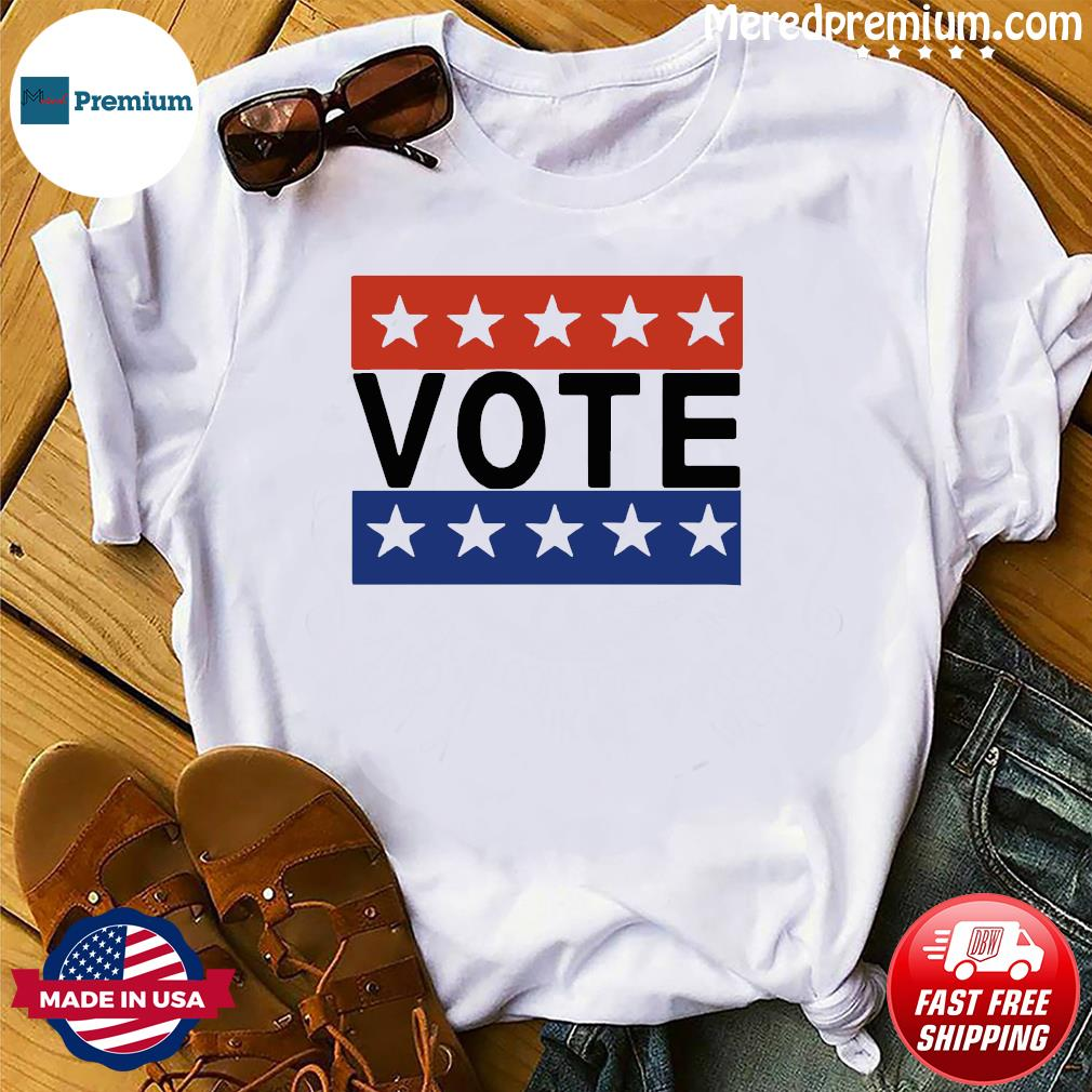 Election Day Rock The Vote Shirt