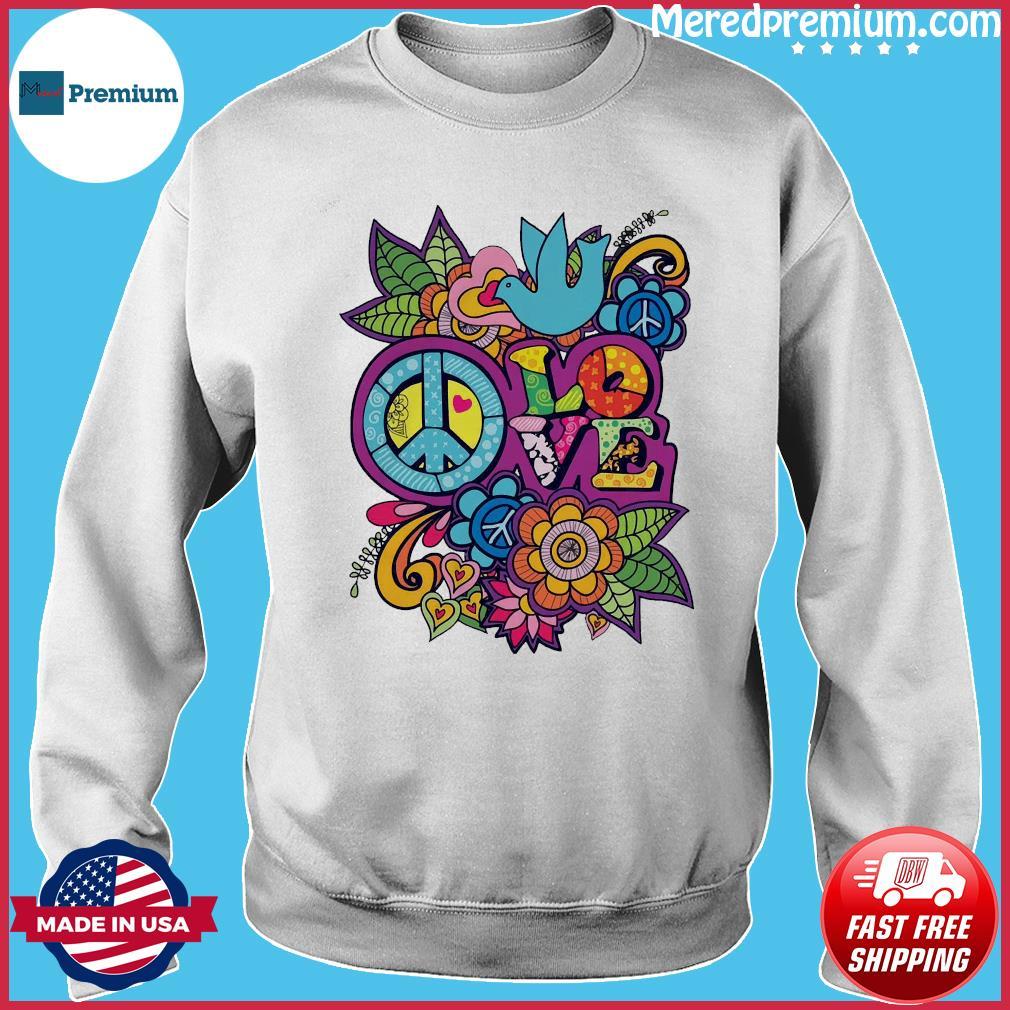 Love Shirt Sweater