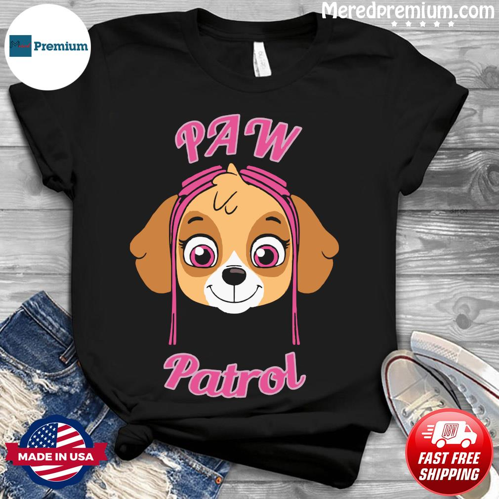 PAW Patrol PAW PATROL SKYE Long sleeve shirt
