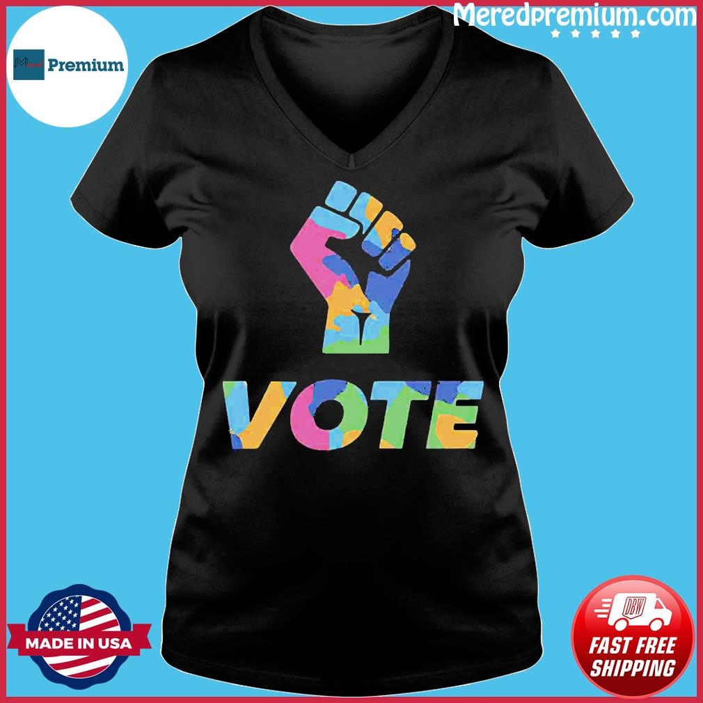 Seattle Sounders Fc Vote Shirt Ladies V-neck
