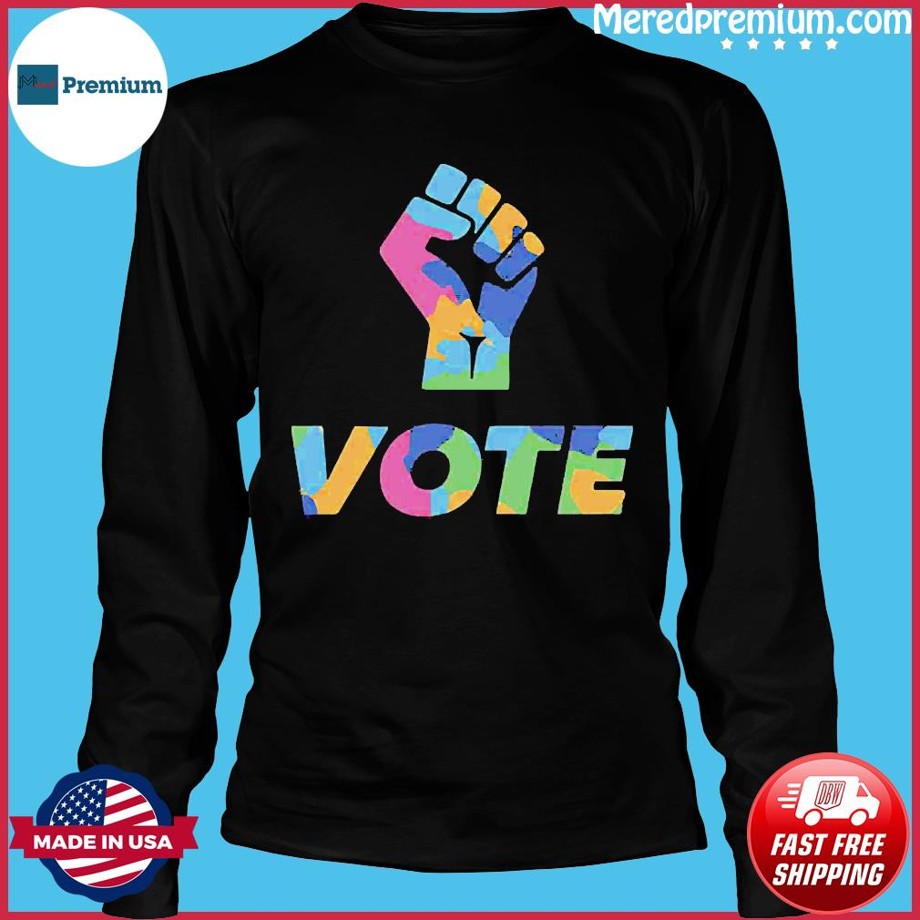 Seattle Sounders Fc Vote Shirt Long Sleeve