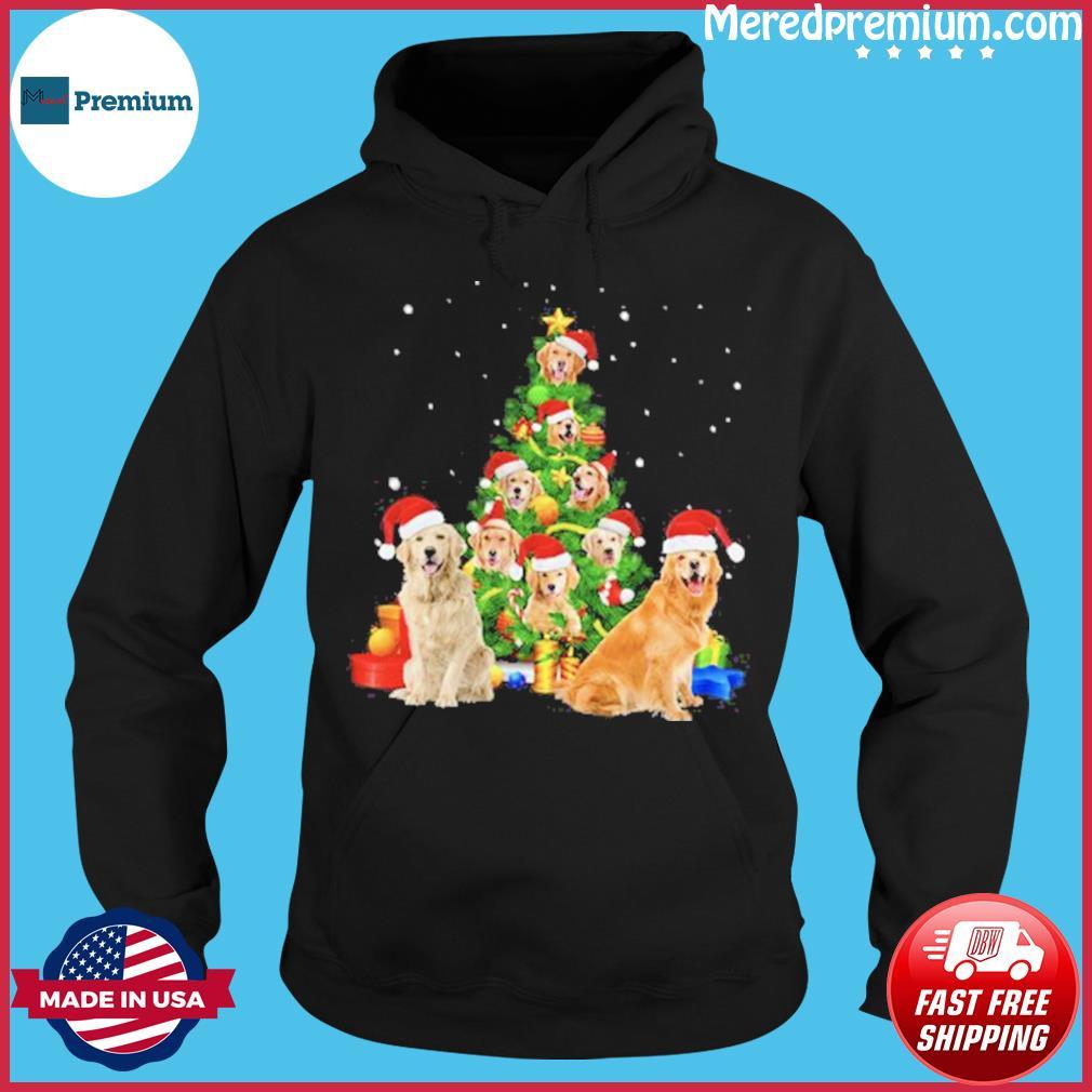 Dog Tree Merry Christmas 2020 Sweats Hoodie