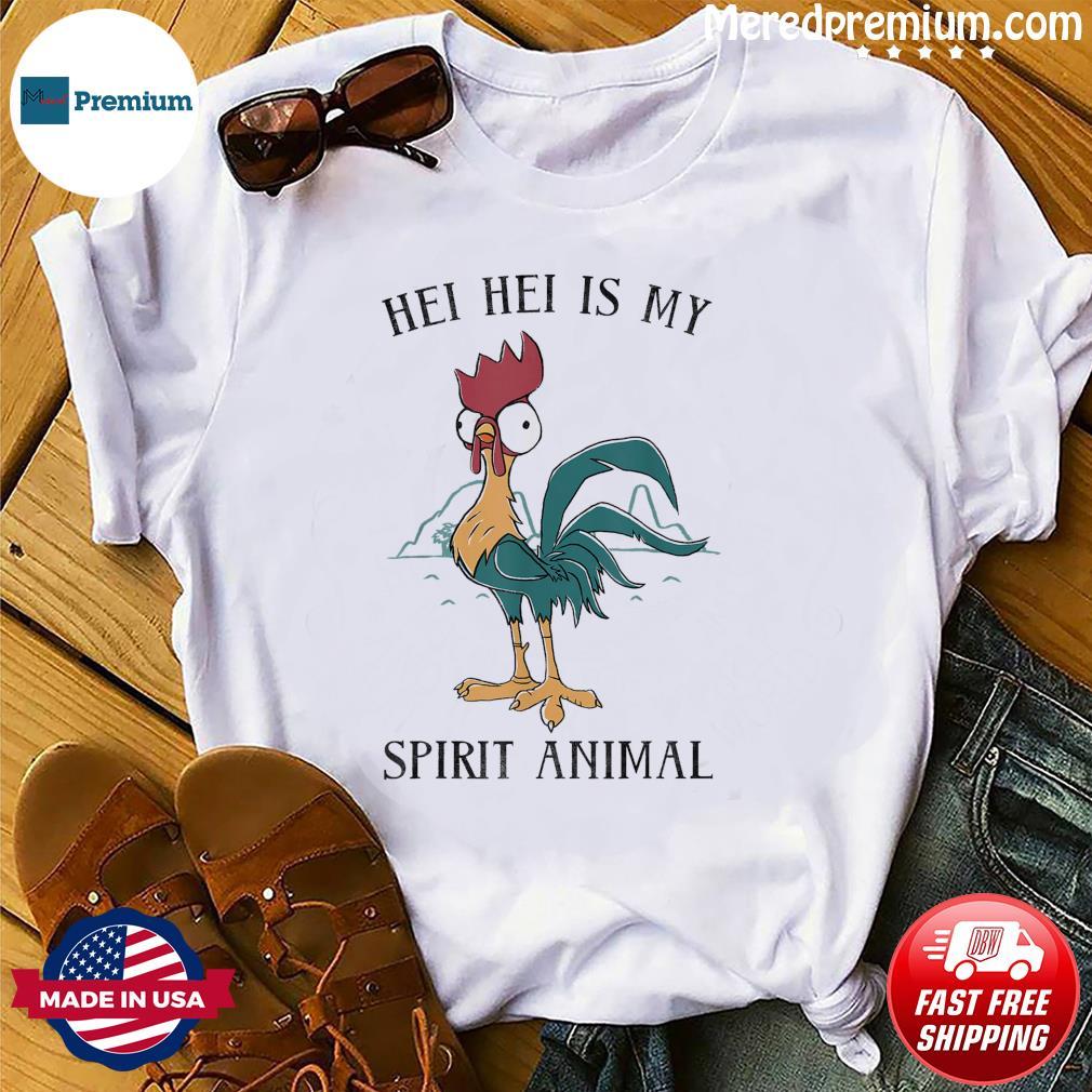 Hei Hei Is My Spirit Animal Shirt
