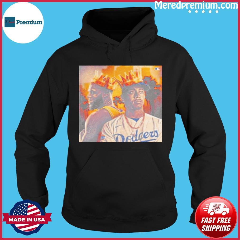 James Harden 2020 Los Angeles Dodgers World Champions Baseball MLB T-Shirt Hoodie