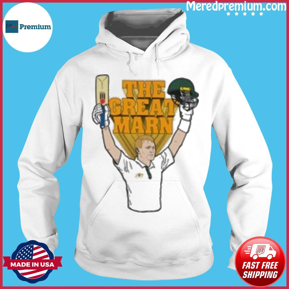 The Great Marn Shirt Hoodie